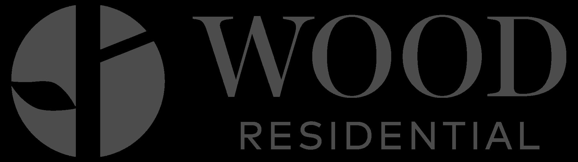 Woods Residential Logo